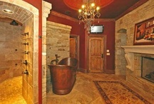 Master Bath ideas / by Melanie Holland