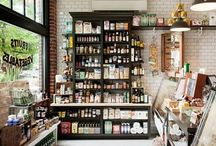 storefront design / by Amy Thorpe