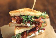 sandwiches / by Jacci Laramy Berg