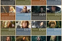 ISFJ personality / by Jessica Narron