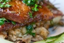 The Main Dish / by ieatgrassdotcom