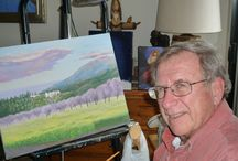 NVOS Artists - St. Helena Vicinity / Napa Valley Artists with Open Studios in the vicinity of Saint Helena / by Napa Valley Open Studios