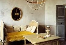 interior design (french country) / french country / by Cynthia Dartley