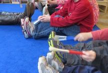 preschool--circle time / by Abby Haugaard