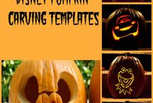 Pumpkin Carving Craving / Patterns to use for Pumpkin carving parties, also painting ideas. This board is separate from my Halloween decorating/ party ideas board, or my Costumes board.. / by Tabitha Marx