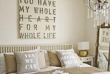 For the home / by Rebecca Stetzen