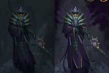 """_Concept Art """"Fate of the Gods"""" / by RuneScape"""