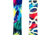 Snowboarding / by Mikayla Jane