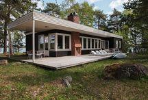 Mid century houses / by Evelina Strandfeldt