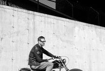 Motorcycles / by Robert Thomsen