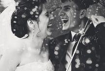 Rainy weddings / by Eve Harvey Photography
