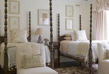 Bedrooms / by Kristen Garner