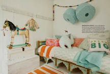 Kid Rooms / by Sarah Hilton