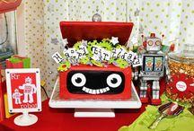 Birthday Party Ideas / by Lindsay Breitenbach Day