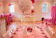 Parties / by Karin Jordan {Leigh Laurel Studios}