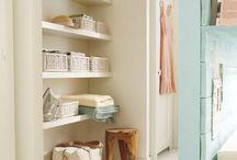Storage/Wardrobe/Organization / by Elizabeth White