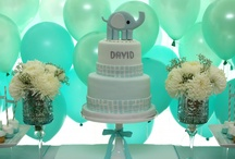 Elephant Party Ideas / Here you will find fun ideas for throwing an elephant themed party or baby shower. / by Cristy Mishkula @ Pretty My Party