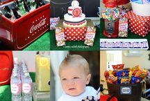 Birthday Ideas / by Lynne Kallstrand
