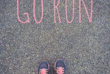 Running / by Gravity Defyer