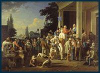 George Caleb Bingham / Bingham is one of my favorite painters / by Dwain Preston