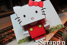 Papercrafts / I love papercrafts! DIY projects that involve paper. / by Daynah