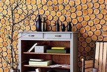 For the Home / Cool ideas for the home I don't yet have. / by Amanda Johnson
