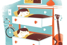 Kids--Nighty night / by Mickey Betz