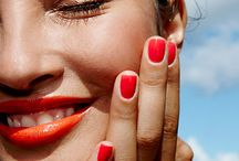 makeup + nails / by Catherine McCord