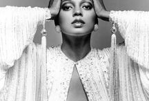 "Diana Ross (The Boss)  / ""Beauty, Style and Grace"" / by Patricia McArn"