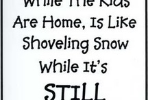 Like Shoveling While it's Snowing / by Christina Spenard-Ano