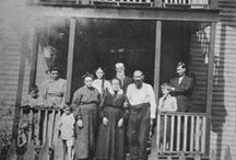 Pics of the Hatfields & McCoys  / by Michelle Smith