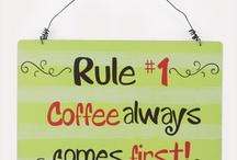 Coffee, coffee, coffee! / by Rhonda Smith