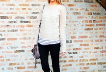 Fall/Winter Outfits / by Trini Chan