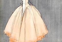 Fashion Illustration / by Amanda Healey