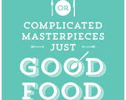 We Love Food / Quotes, images and things that celebrate our love of food / by Giant Food