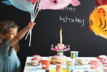 Kids party ideas / by Emily Smith