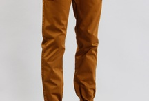 Chinos & Pants / by Kaeho.com.au