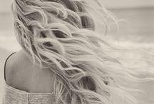 Hair / Hair styles hair dos and hair colors I like / by Bobbie Rachelle