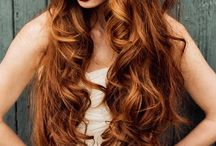 Red hair / by Genessa Gariano
