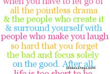 Favorite Quotes / by Christi McCormick
