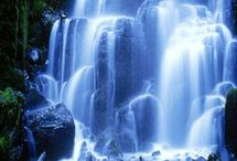 Waterfalls / Nature / by Els Huizingh
