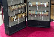 Making Jewelry ! / A board of jewelry making and displaying .  / by Vera Campbell