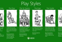 Play Styles / by Xbox
