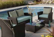 Outdoor living / by Dale Parker