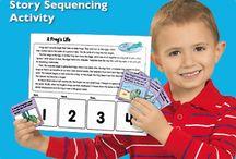 SLP sequencing  / by Lisa Varo, SLP