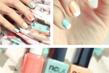 Nailed It! / Nail polish and nail art ideas / by Laura Lyon