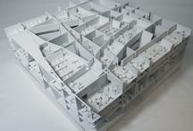 Architecture: Scale-Models / by Avihay Bar