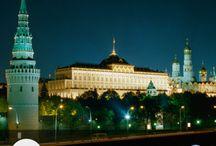Travel EUROPE |Moskau / by Romy Mlinzk | snoopsmaus