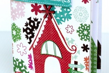 Christmas Crafting: Cards / by Jessi James