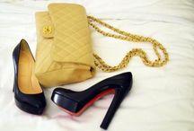 Handbags & Shoes!!!!! / by Vilma de la Torre